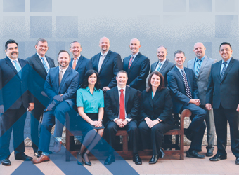 Photo of financial advisors that are joining Genesis Wealth Management Group
