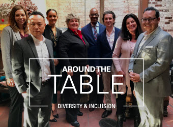 Around the Table: Conversations from the Frontlines About Diversity and Inclusion