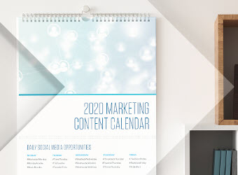 Marketing Content Calendar 101: Planning Your Content Strategy for 2020