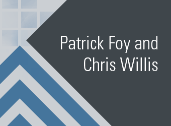 LPL Financial Welcomes Patrick Foy and Chris Willis