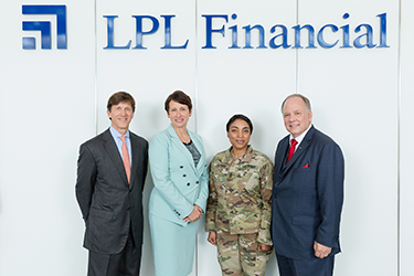 LPL Financial Partners with Military to Provide Career Opportunities for Veterans