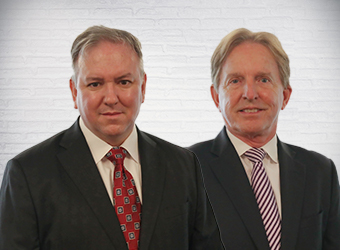 Financial Advisors T. Scott Dudley and David McQuade