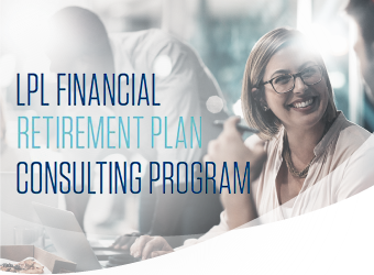 Retirement Plan Consulting Program